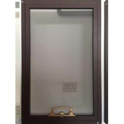 金刚网纱窗,暗角20扇小金刚网纱窗型材